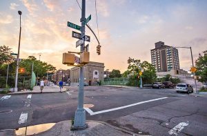 bronx places park ave and 188th st