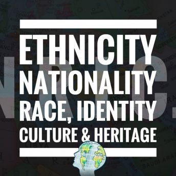 ethnicity nationality race identity culture heritage enrich