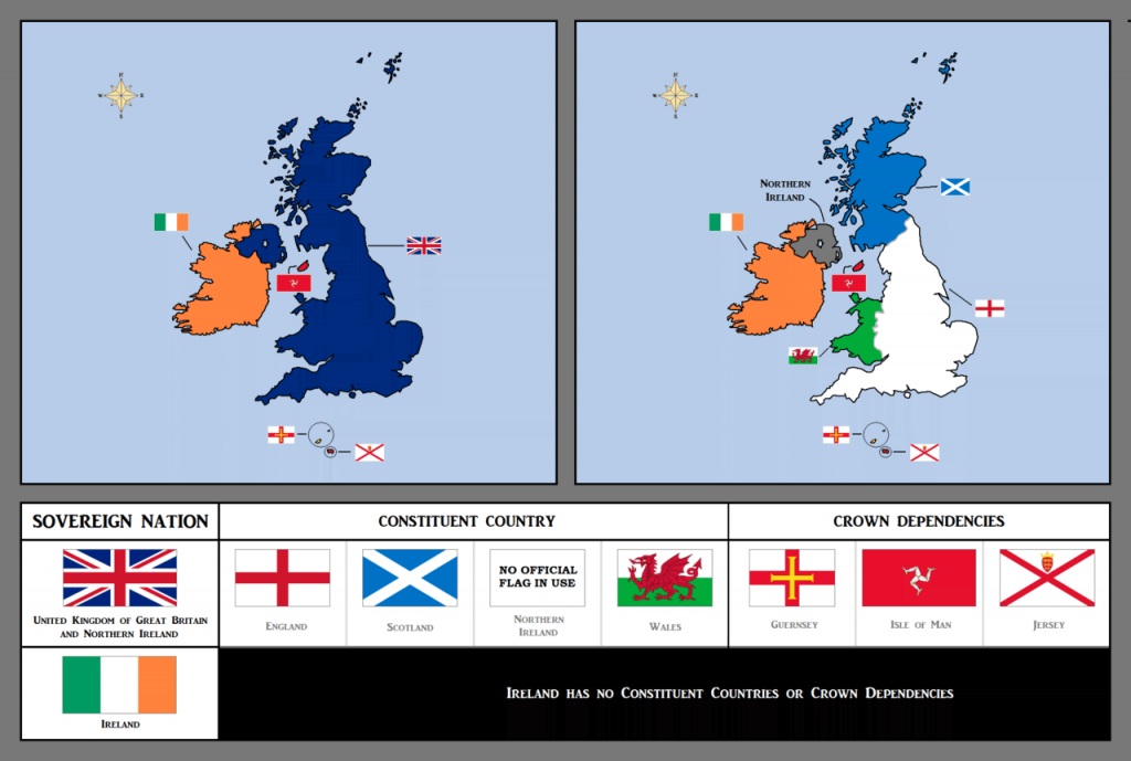 uk british isles map
