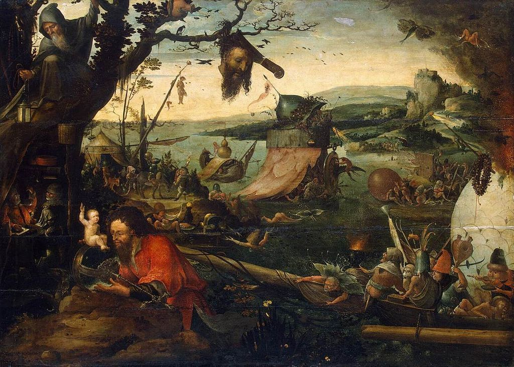 Landscape with the Legend of St Christopher