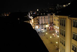 City Backpackers Hotel Biber View from Roof