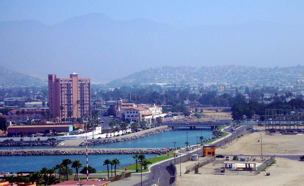 Hotel Mexicali Mexico City