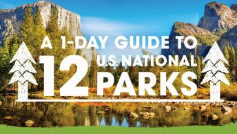 US National Parks Infographic Featured
