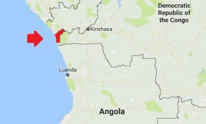 angola exclave