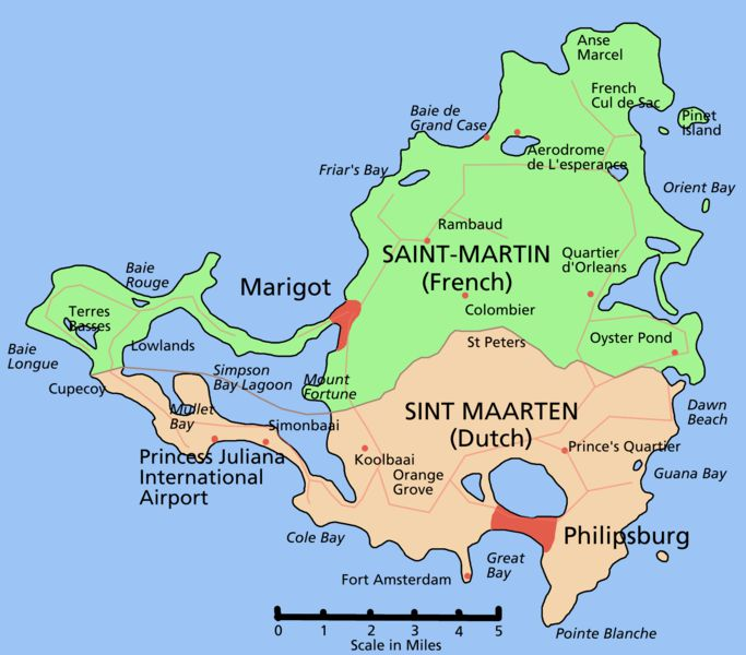 Saint Martin vs  Sint Maarten: What's the Difference