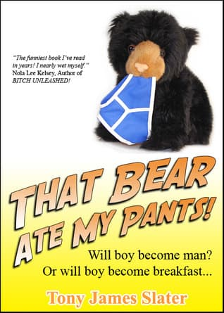 That Bear Ate My Pants! book cover
