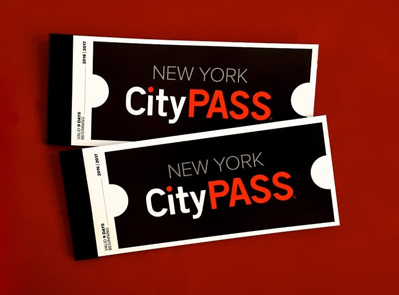 New York CityPASS Booklets