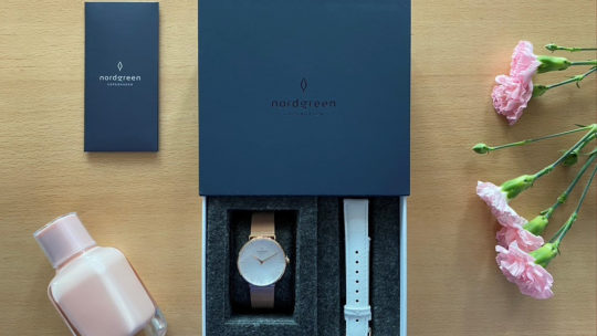 Nordgreen Native Watch Review in box featured image