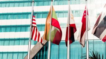 international flags understanding different cultures