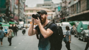 what to know to become a travel photographer and do photography travel career